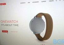 OnePlus entra en la guerra de los smartwatch con el OneWatch