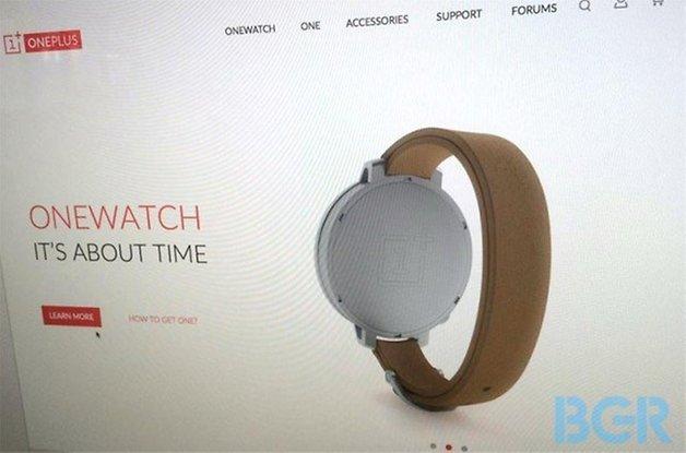 oneplus onewatch1