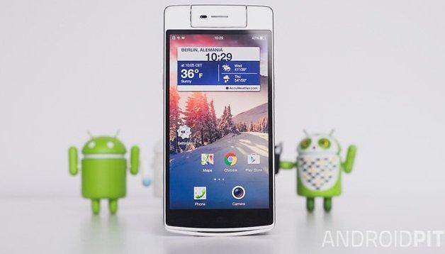 Review do Oppo N3: um smartphone único