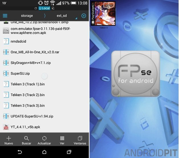 playstation android 3