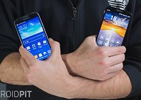 LG G2 vs Samsung Galaxy S4 - Comparación
