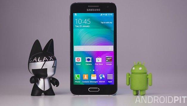 Samsung Galaxy A3 y Android Lollipop: Actualización a Android 5.0.2