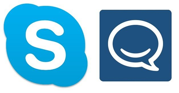 skype hipchat