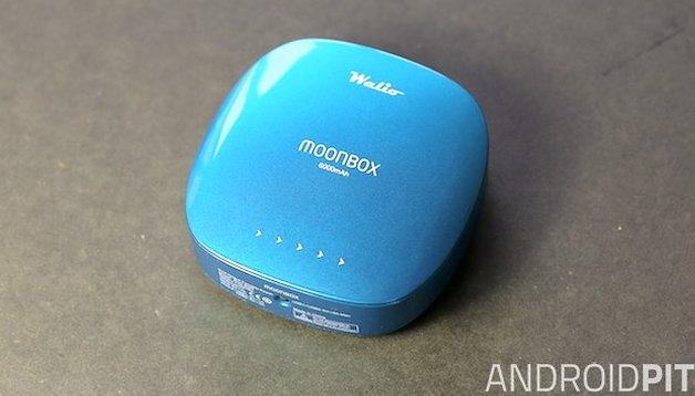 Gadget de la Semana - Batería externa Walio Moonbox Power (GANADOR DEL SORTEO)