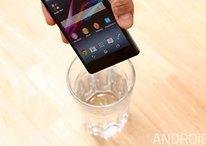 Sony Xperia Apps - Detectan cuando el smartphone está bajo el agua