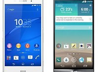 Sony Xperia Z3 vs LG G3: it's all about the money, honey
