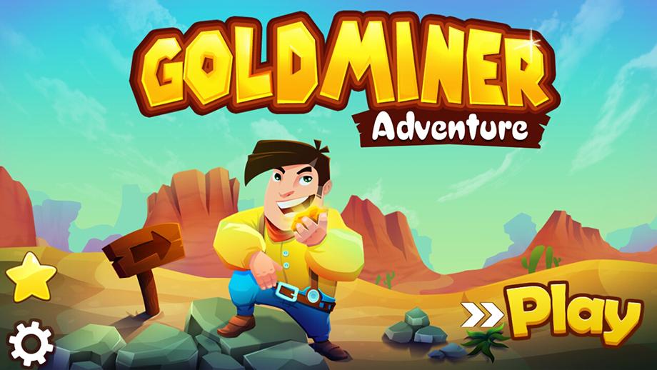 online games gold miner