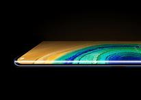 Huawei Mate40: será o primeiro com câmera sob a tela?