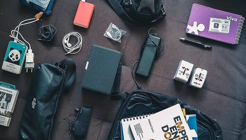 MWC 2018: a mochila tech de uma cobertura de evento não é bolinho