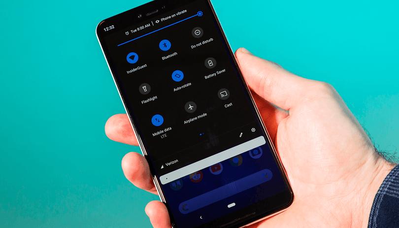 Apps de terceiros terão tema escuro automático no Android Q