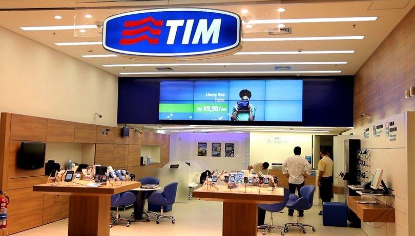 TIM pode ser dividida entre a Oi, a Claro e a Vivo