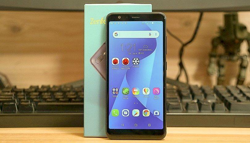 Zenfone Max Pro M1 é o primeiro Asus com Android One (e tem bateria de 5.000mAh)