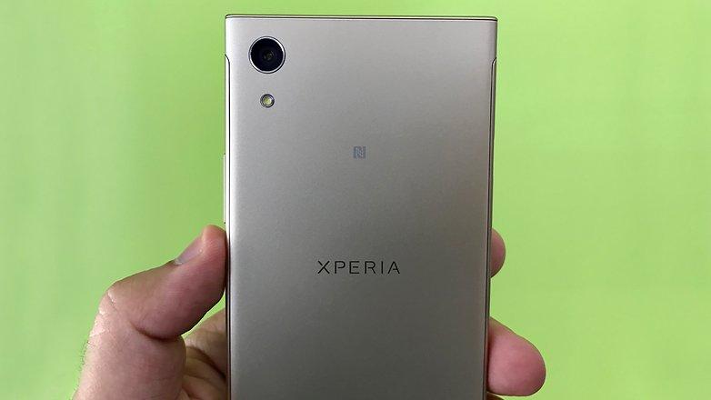 AndroidPIT Sony Xperia XA1 10