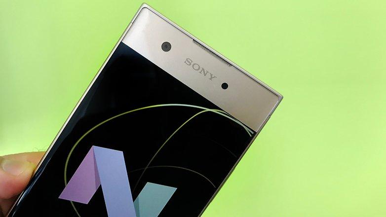 Kết quả hình ảnh cho Sony Xperia XA1 7.0 Nougat