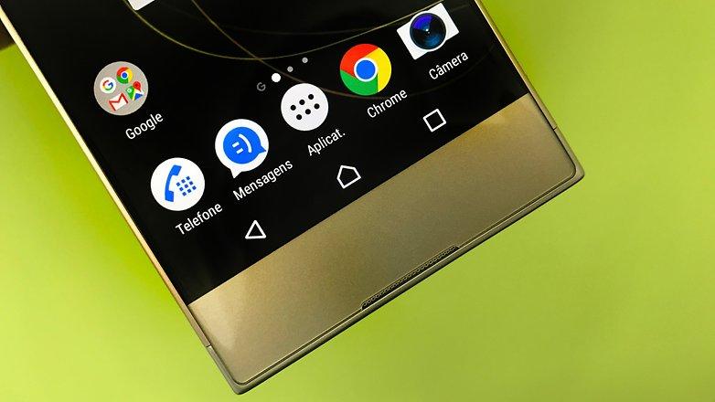 AndroidPIT Sony Xperia XA1 15