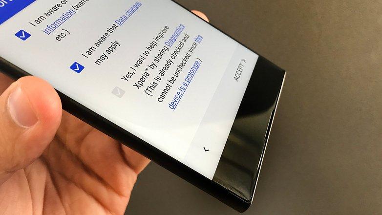 AndroidPIT Sony Xperia XA1 Ultra 73