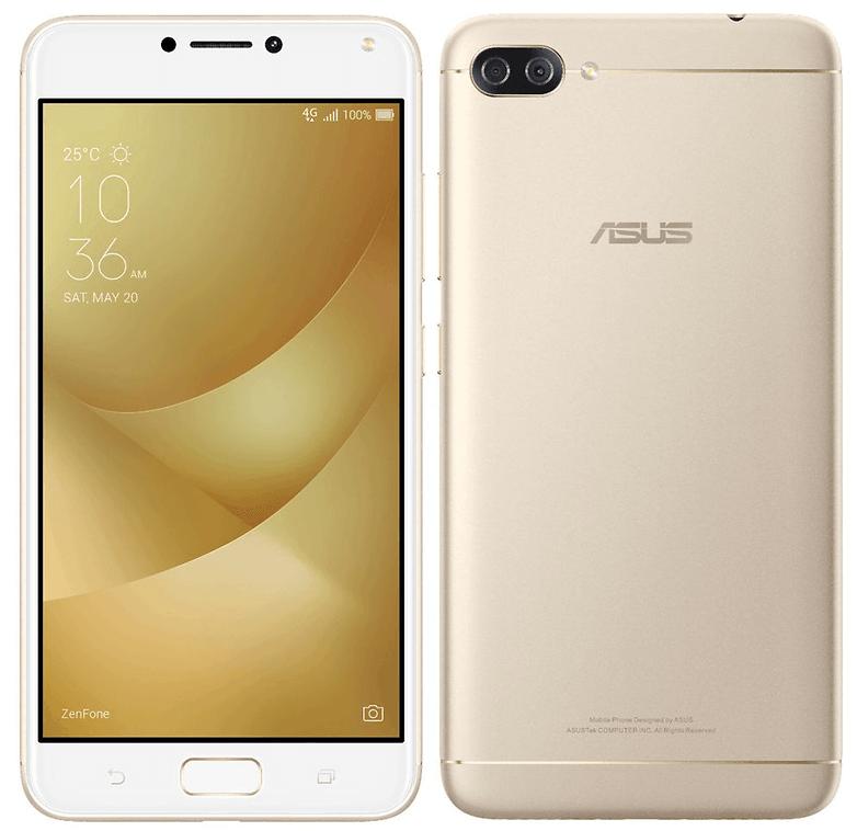 Asus ZenFone 4 Max one