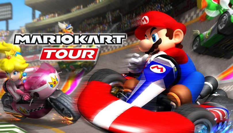 Mario Kart Tour is officially coming to Android on September 25