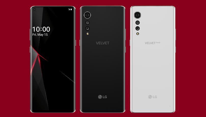 LG apresenta o Velvet: chegou o previsível fim da série LG G?