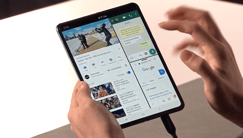 Samsung vs Apple: Galaxy Fold arriverà all'uscita dei nuovi iPhone