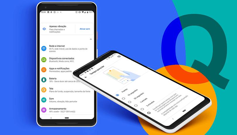 Todas as novidades da primeira beta do Android Q