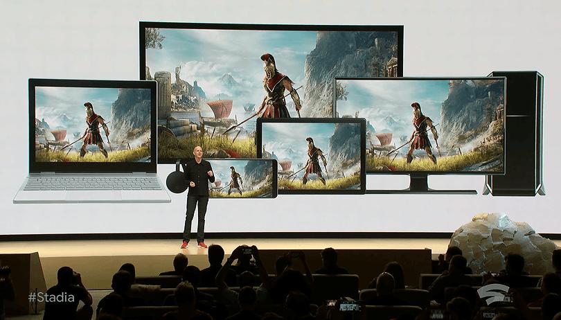 Google Stadia precisa de internet de 25 Mbps para streaming de jogos em 1080p