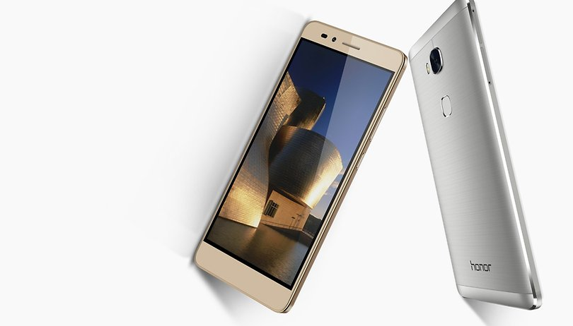 Honor 5X announced: the big screen experience on a budget
