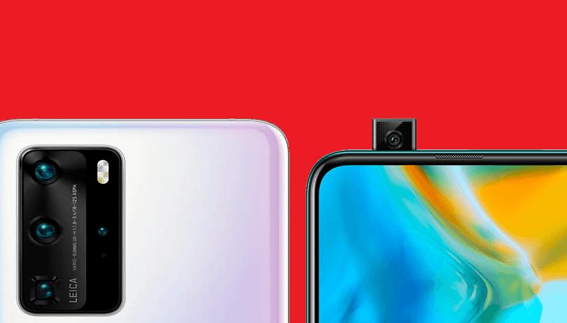 Huawei pode disponibilizar compra de novos celulares em breve no site