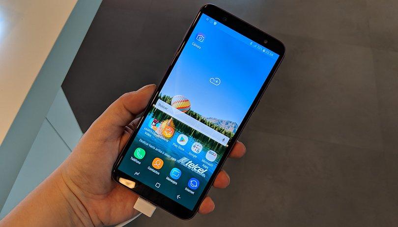 Samsung lança Galaxy J8 com câmera dupla e tela de 6 polegadas por R$ 1.899
