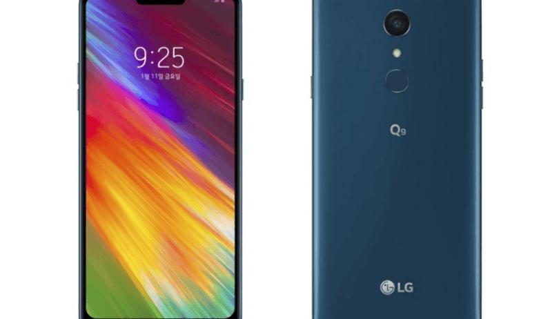 LG Q9 é lançado com tela QHD, especificações básicas e preço alto
