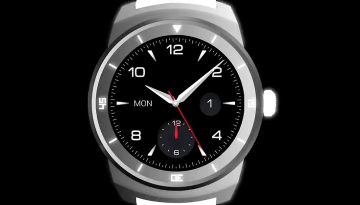 Seria este o novo LG G Watch R?