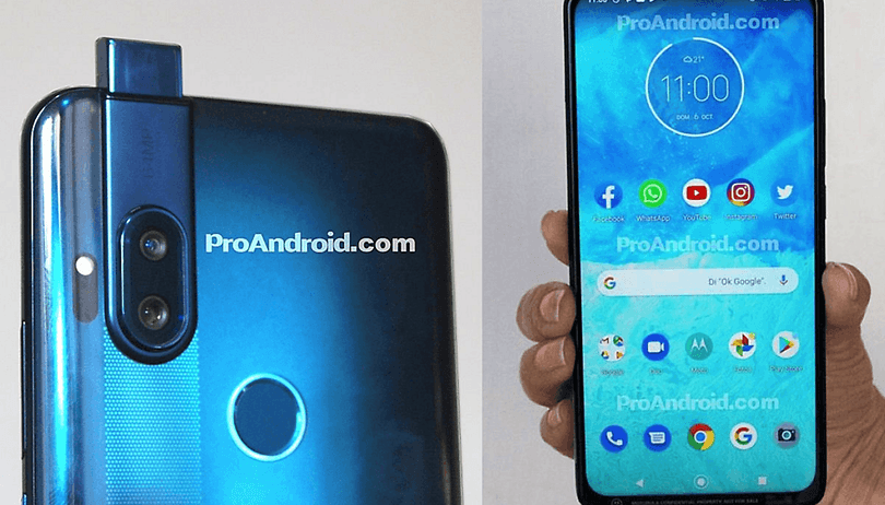 Motorola One Hyper deve ser lançado em breve com câmera pop-up