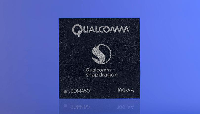 Snapdragon 450 pode levar o scanner de íris aos intermediários