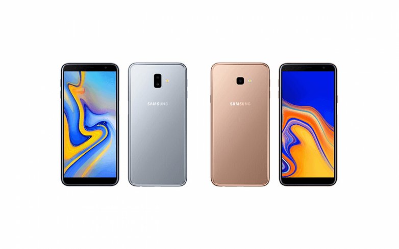 Samsung Galaxy J6 and Samsung Galaxy J4 Feature Image
