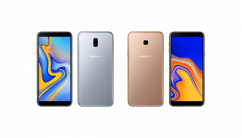 Galaxy J4+ e J6+ são lançados no Brasil custando até R$ 1.399