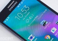 Samsung já trabalha nos sucessores do Galaxy A3, Galaxy A5 e Galaxy A7