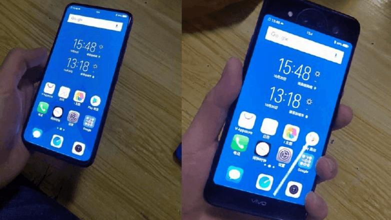Vivo NEX dual screen phone