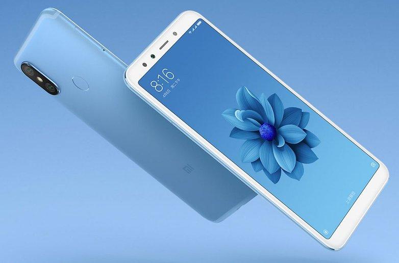 Xiaomi Mi 6X 1024x676