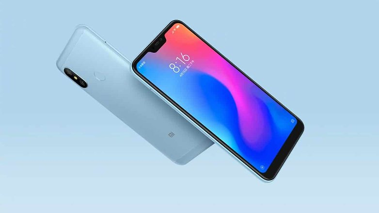 Xiaomi Redmi 6 Pro featured image