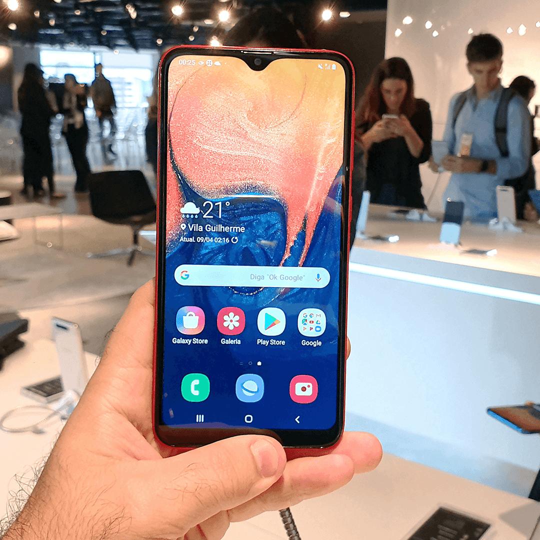 samsung smartphone ohne vertrag aldi