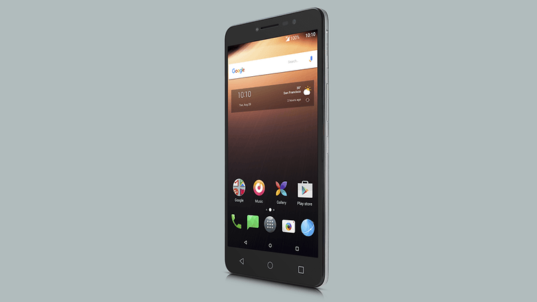 alcatel a3 simples