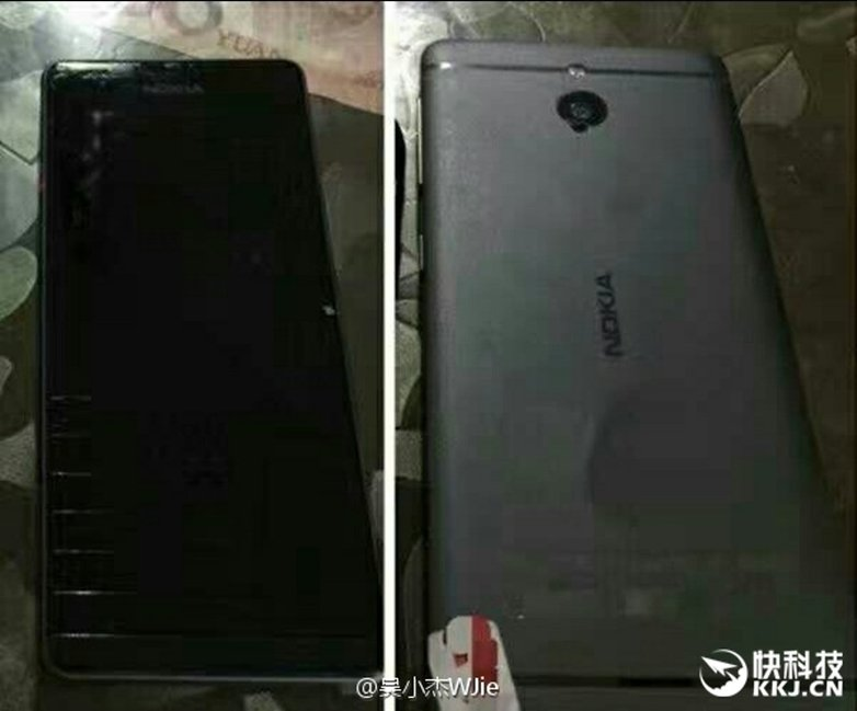 alleged Nokia phone prototype