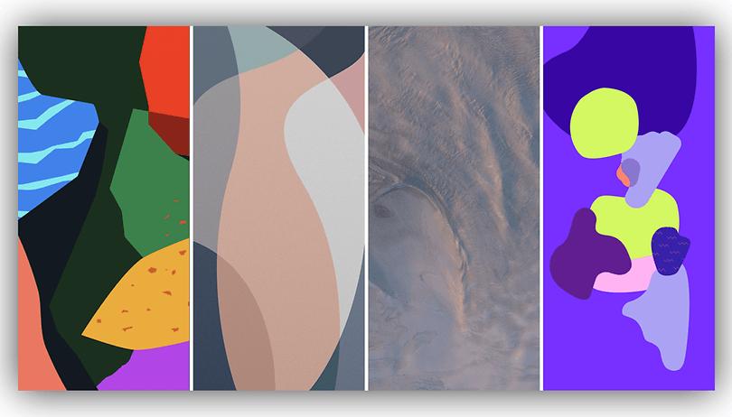 Baixe agora os papéis de parede do novo aplicativo de temas do Android Q