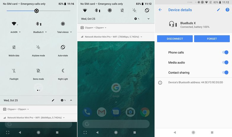 android 8 1 developer preview arrives here s what s newside