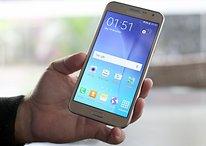 Galaxy J5 no topo: os celulares mais populares entre os leitores do site
