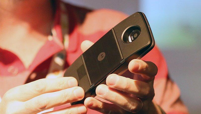 Novos Moto Mods consolidam a Motorola no segmento modular