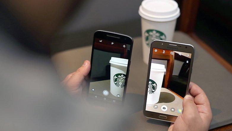 androidpit motog4 galaxyj7 camera