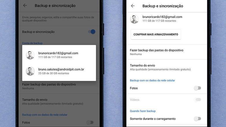 backup googlephotos auto sync