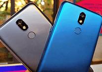 LG K12+: tentando recuperar o sucesso do K10