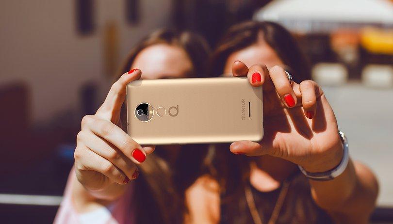 Quantum está de volta: YOU 2 chega com Android Go e bateria grande